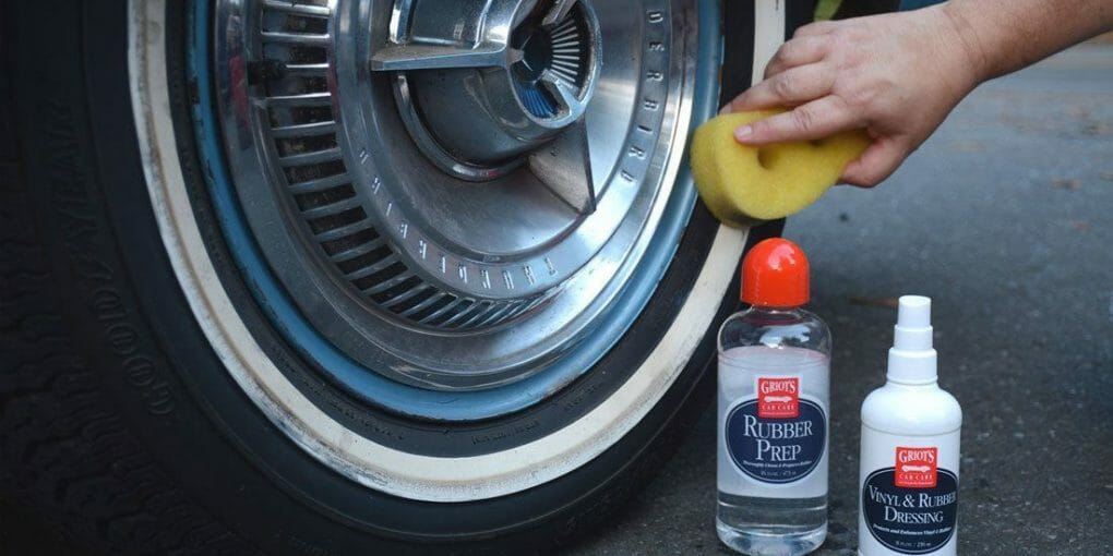 How to Remove Paint on Tires