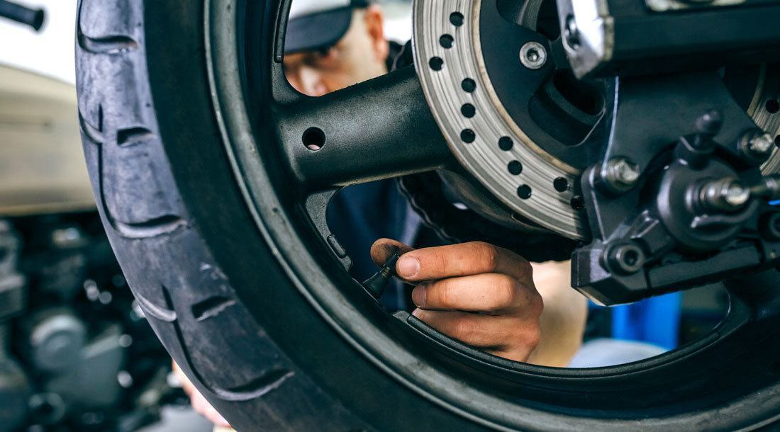 Step by Step Process of Replacing Tire Valve Stem