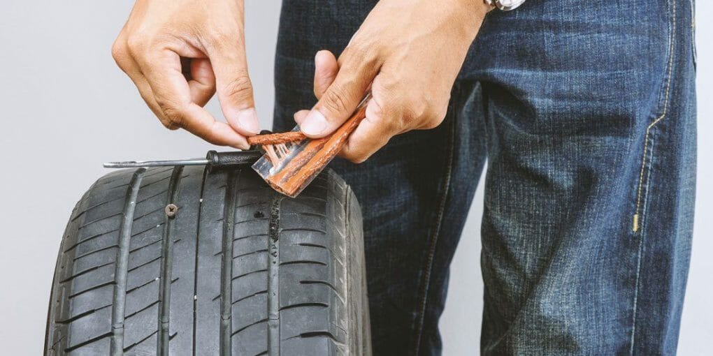 How To Fix a Hole in a Tire