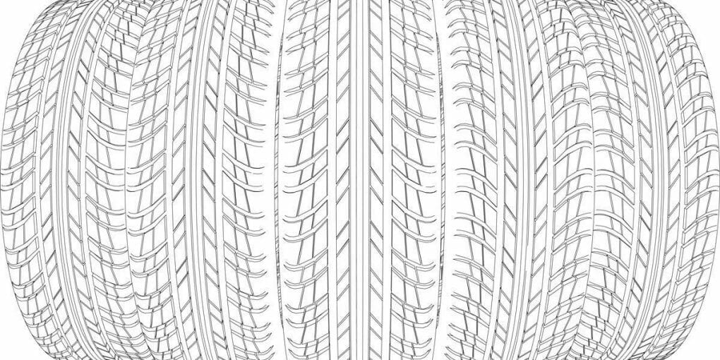 How to Draw a Tire