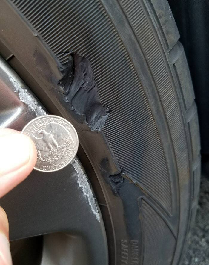 Is It Safe to do Sidewall Tire Repair?