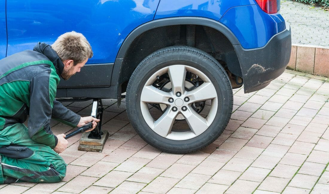 Rotating Your Tires: Step-by-Step
