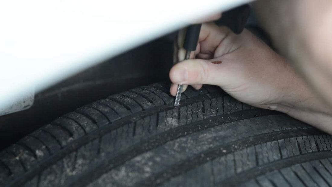 Should You Rather Plug or Patch A Car Tire