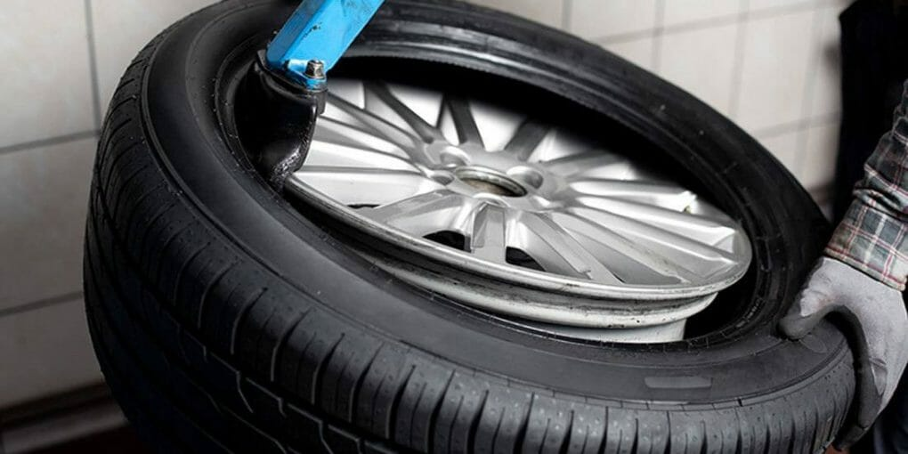 How to put a New Tire on a Rim