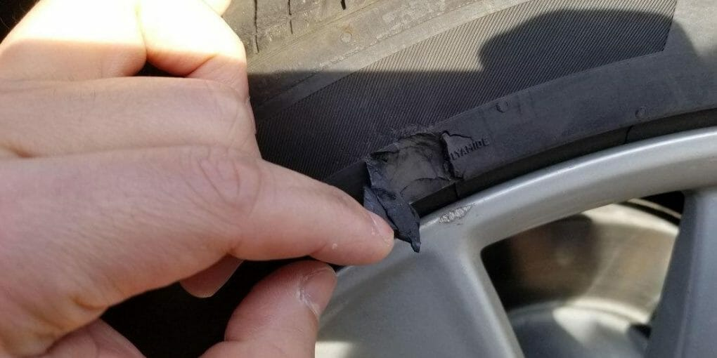 How to Repair Tire Sidewall Damage