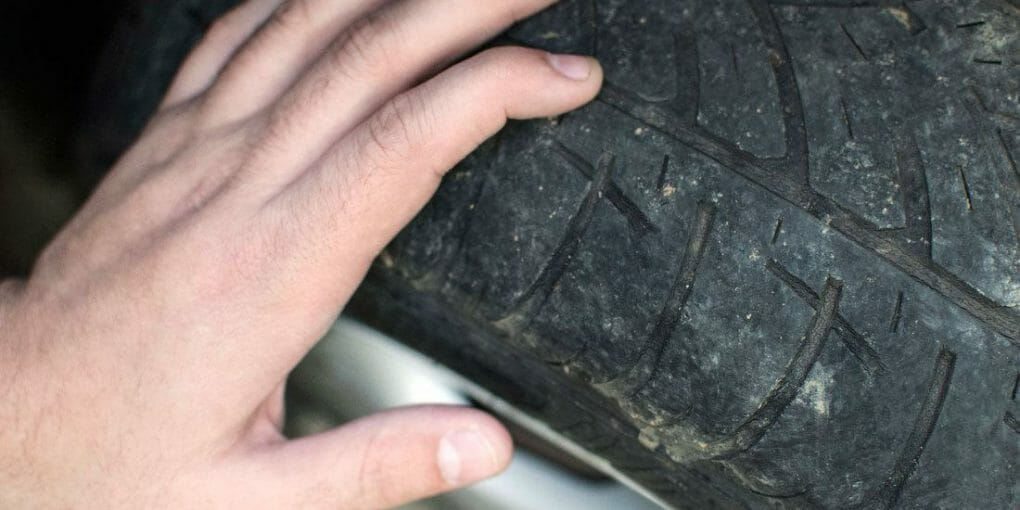 How to Tell if Tires are Rotted